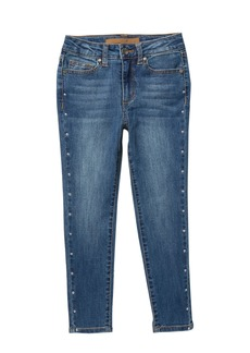 Joe's Jeans The Charlie High-Rise Studded Skinny Jeans (Big Girls)