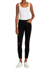 Joe's Jeans The Charlie Mid-Rise Ankle Skinny Jeans