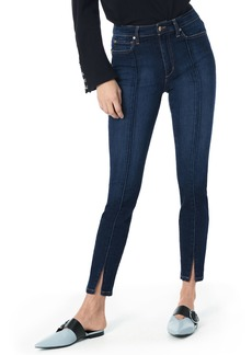 Joe's Jeans The Charlie Split-Hem Ankle Skinny Jeans