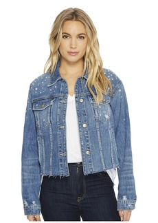 Joe's Jeans The Cropped Boyfriend Jacket