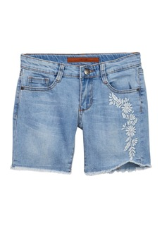 Joe's Jeans The Finn Mid Rise Bermuda Shorts (Big Girls)