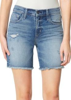 Joe's Jeans The Frayed Bermuda Shorts