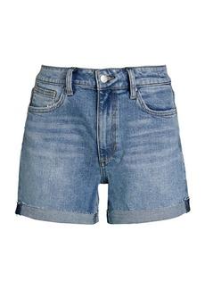 Joe's Jeans The High-Rise Denim Cutoff Shorts