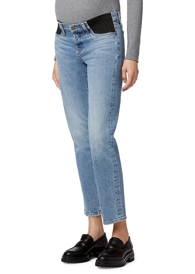 The Lara Ankle Maternity Jeans