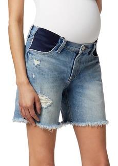 Joe's Jeans The Lara Bermuda Maternity Shorts