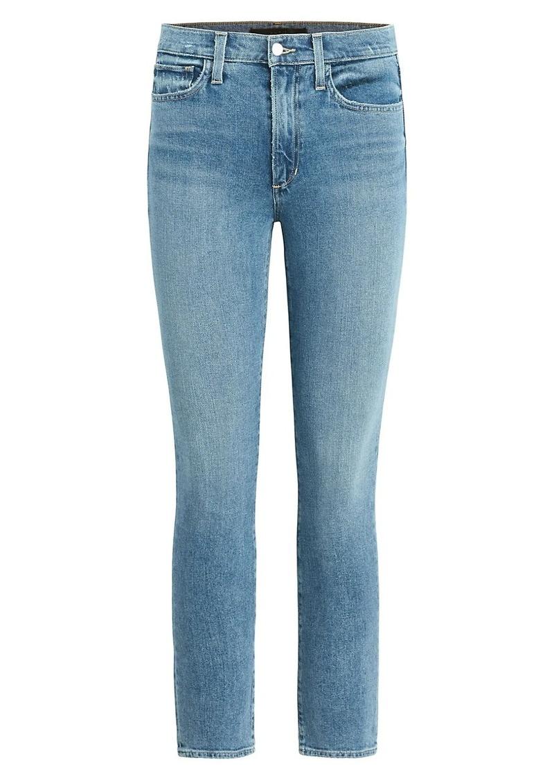 Joe's Jeans The Luna Crop Jeans