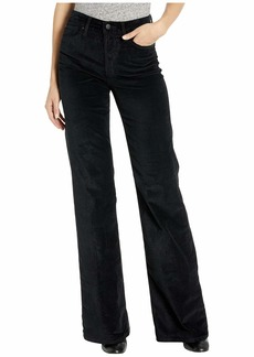 Joe's Jeans The Molly High-Rise Flare in Black
