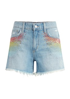 Joe's Jeans Stephanie Gottlieb x Joe's The Ozzie Embellished Shorts