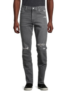Joe's Jeans The Slim-Fit Distressed Jeans