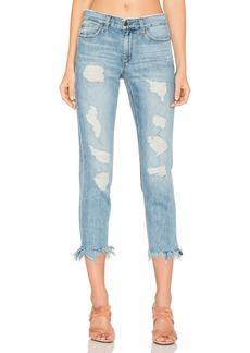 Joe's Jeans The Smith Fray Hem Straight