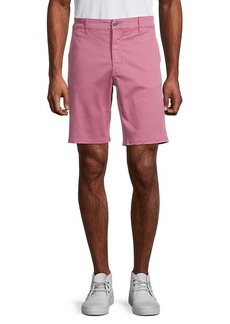 Joe's Jeans The Trouser Stretch-Cotton Shorts