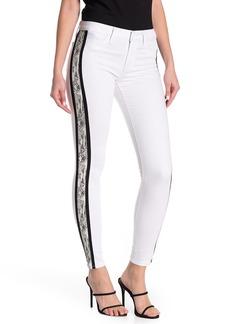 Joe's Jeans Tux Stripe Skinny Jeans