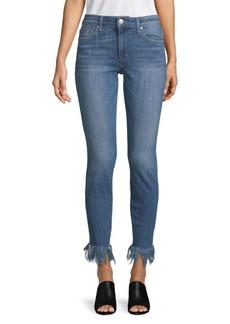 Joe's Jeans Veda Cropped Skinny Jeans