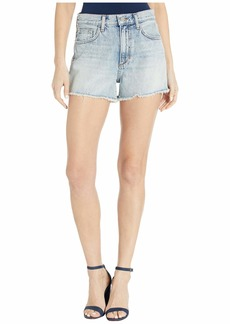 Joe's Jeans Vintage High-Rise Shorts in Cadence