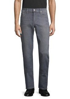 Joe's Jeans Whiskered Slim-Fit Jeans