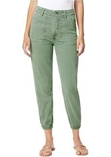Joe's Jeans Workwear Pants in Seagrass