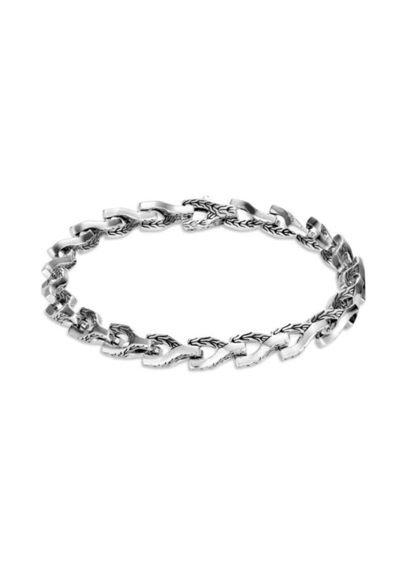 John Hardy Asli Classic Chain Sterling Silver Bracelet