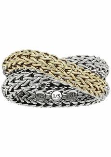 John Hardy Classic Chain Intersect Chain Ring