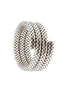 John Hardy Dot Triple Coil bracelet