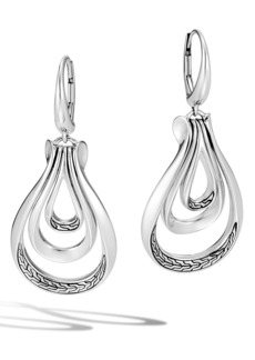 John Hardy Asli Classic Chain Drop Earrings