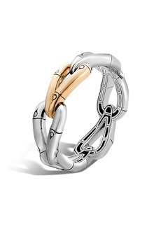 John Hardy 'Bamboo' Hinge Bangle