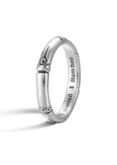John Hardy 'Bamboo' Silver Ring