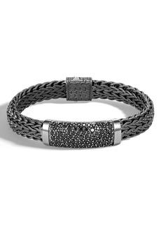 John Hardy Black Sapphire Classic Chain Bracelet