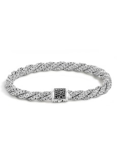 John Hardy 'Classic Cable' Twisted Chain Bracelet