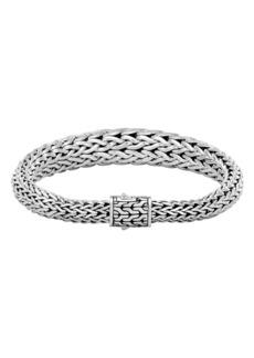 John Hardy Classic Chain 11mm Graduated Bracelet