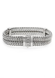 John Hardy Classic Chain Double Row Bracelet
