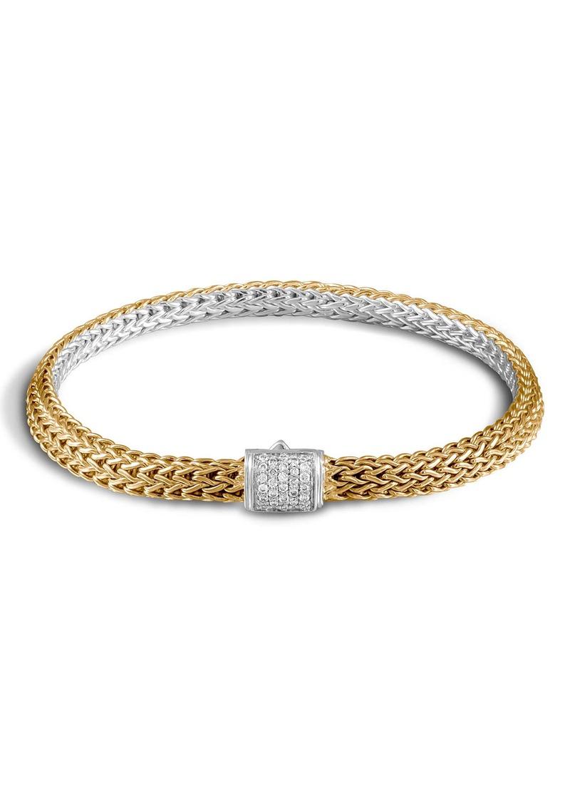 John Hardy 'Classic Chain' Extra Small Bracelet, 5mm
