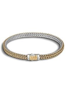 John Hardy 'Classic Chain' Extra Small Reversible Bracelet