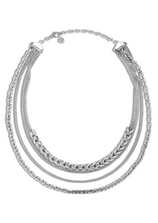 John Hardy Classic Chain Multi-Row Necklace