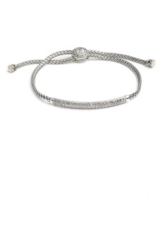 John Hardy Classic Chain Pull Through Bracelet