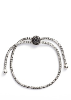 John Hardy Classic Chain Sapphire Pull Bracelet