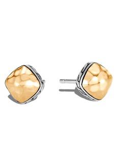 John Hardy Classic Chain Sugarloaf Stud Earrings