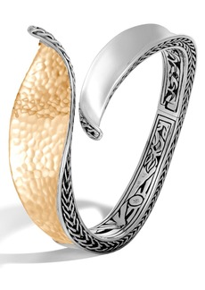 John Hardy Classic Chain Wave Bangle