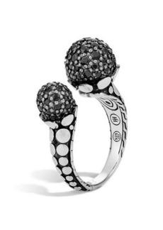 John Hardy Dot Black Sapphire Ring