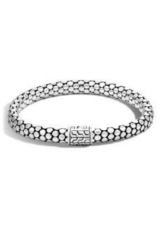 John Hardy Dot Chain Bracelet