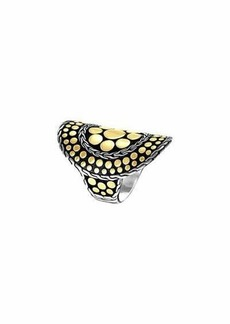 John Hardy Dot Nuansa Curved Ring
