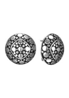 John Hardy Dot Round Stud Earrings