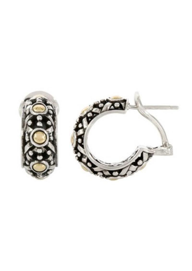 6483a4da8 John Hardy John Hardy Dot Small Hoop Earrings | Jewelry
