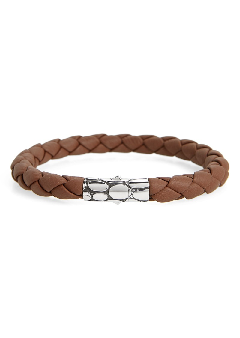 John Hardy 'Kali' Leather Bracelet