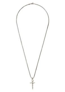 John Hardy Men's Classic Chain Keris Dagger Cross Necklace