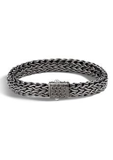 John Hardy Men's Large Flat Classic Chain Bracelet