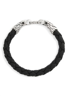 John Hardy Legends Eagle Double Head Bracelet