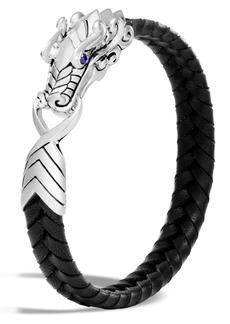 John Hardy Men's Legends Naga Bracelet