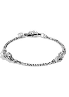 John Hardy Legends Naga Station Bracelet