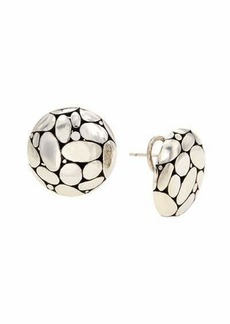 John Hardy Medium Kali Button Earrings