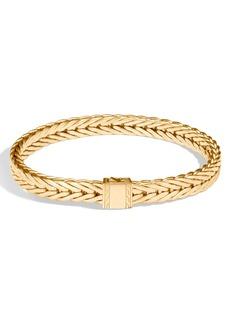 John Hardy Men's 18K Gold Modern Chain Bracelet